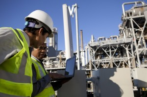 safety on job site, eVAL, refinery, remote access